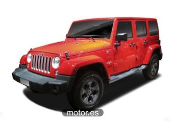 Jeep Wrangler nuevo