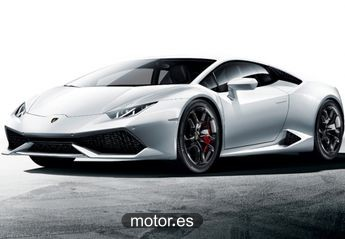 Lamborghini Huracán nuevo