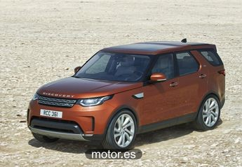 Land Rover Discovery Discovery 3.0 Si6 SE Aut. nuevo