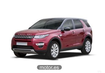 Land Rover Discovery Sport Discovery Sport 2.0TD4 Pure 4x4 150 nuevo