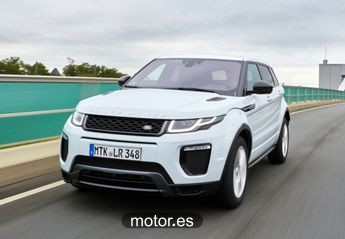 Precios Land Rover Range Rover Evoque