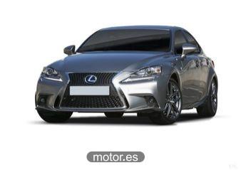 Lexus IS nuevo