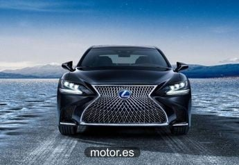 Lexus LS nuevo