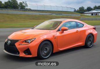 Lexus RC nuevo
