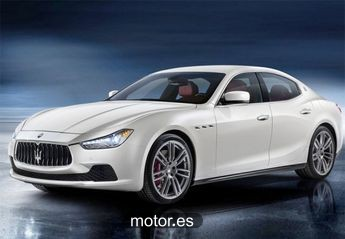 Maserati Ghibli nuevo