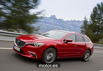 Mazda6 Mazda6 Wagon 2.0 Style nuevo