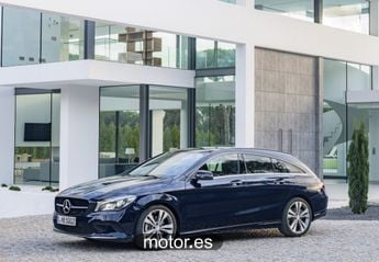 Mercedes Clase CLA CLA Shooting Brake 220d 4Matic 7G-DCT nuevo