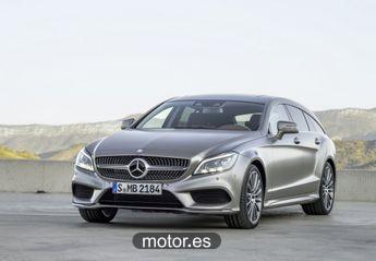 Mercedes Clase CLS CLS Shooting Brake 350d 4M Aut. nuevo