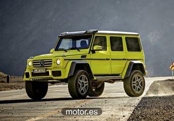 Mercedes Clase G G 500 4x4² Aut. nuevo