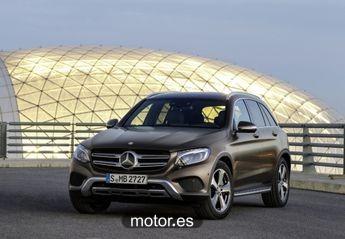 Mercedes Clase GLC GLC 220d 4Matic Aut. nuevo