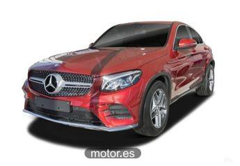 Mercedes GLC GLC Coupé 350d 4Matic Aut. nuevo