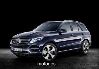 Mercedes Clase GLE GLE 350d 4Matic Aut. nuevo