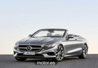 Mercedes Clase S S Cabrio 500 Aut. nuevo