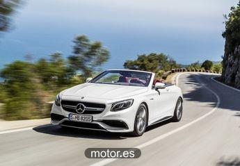 Mercedes Clase S S Cabrio 63 AMG 4Matic Aut. nuevo