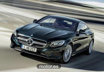 Mercedes Clase S S Coupé 65 AMG Aut. nuevo