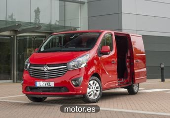 Opel Vivaro DCb. 1.6CDTi 29 L1H1 Expression 120 nuevo