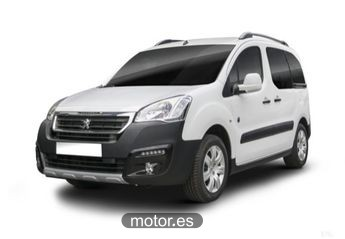 Peugeot Partner Partner Tepee 1.6BlueHDI Outdoor 120 nuevo