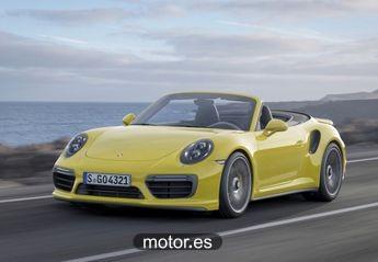 Porsche 911 911 Turbo S Cabriolet PDK nuevo