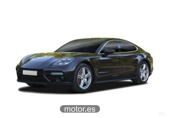 Porsche Panamera Panamera Turbo Aut. nuevo
