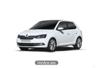 Škoda Fabia Fabia 1.0 MPI Like 60 nuevo