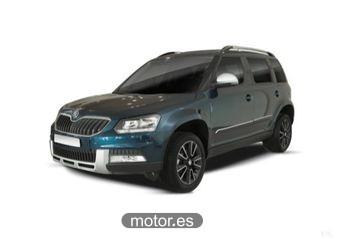 Škoda Yeti Yeti Outdoor 2.0TDI AB Black Pack 4x2 81kW nuevo