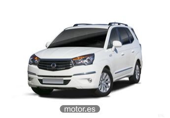 SsangYong Rodius Rodius D22T Limited Aut. nuevo