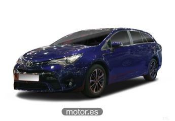Toyota Avensis nuevo