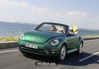 Volkswagen Beetle Beetle Cabrio 1.4 TSI Design 110kW nuevo