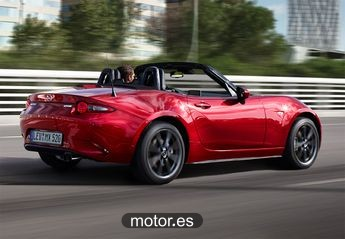 Mazda MX-5 MX-5 2.0 Evolution Soft Top nuevo