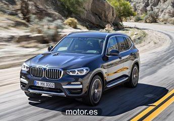 BMW X3 X3 xDrive 20dA nuevo
