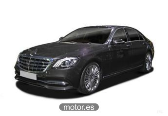 Mercedes Clase S S 400d 4M Largo 9G-Tronic nuevo