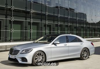 Mercedes Clase S S 560 4Matic 9G-Tronic nuevo