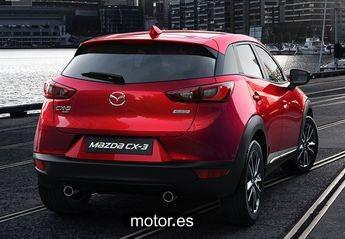 Mazda CX-3 CX-3 2.0 Skyactiv-G Evolution Navi 2WD 89kW nuevo