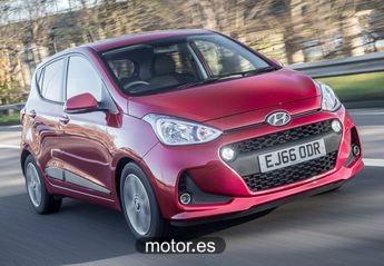 Hyundai i10 i10 1.0 MPI Go nuevo