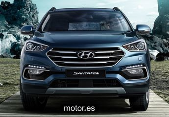 Hyundai Santa Fe Santa Fe Tm 2.2CRDi Klass SR 4x2 nuevo