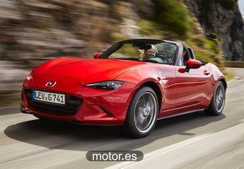 Mazda MX-5 MX-5 2.0 Skyactiv-G i-Stop i-Eloop Zenith Sport ST nuevo