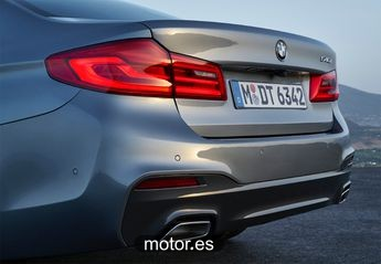 BMW Serie 5 520iA nuevo