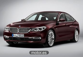 BMW Serie 6 640dA Gran Turismo xDrive nuevo