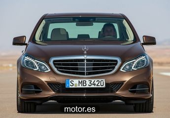 Mercedes Clase E E 220d 4Matic 9G-Tronic 194 nuevo