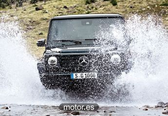 Mercedes Clase G G 500 4Matic 9G-Tronic nuevo