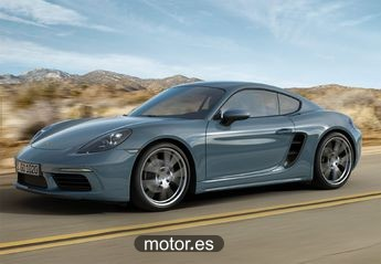 Porsche Cayman Cayman GTS PDK nuevo
