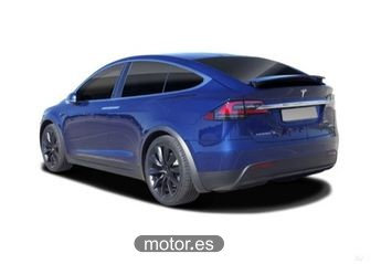 Tesla Model X Model X Long Range AWD nuevo
