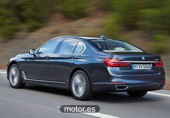 BMW Serie 7 740iA nuevo