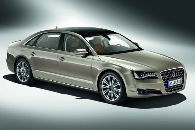 Audi A8 Largo
