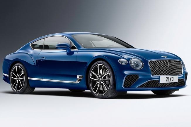 Bentley Continental GT Coupé