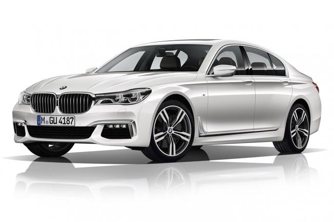 BMW Serie 7 Corto