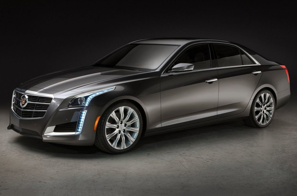 Cadillac CTS CTS