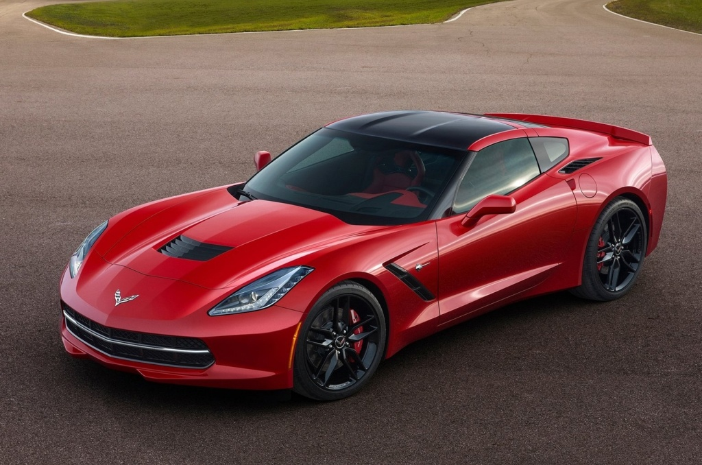 Chevrolet Corvette Corvette Stingray Coupe