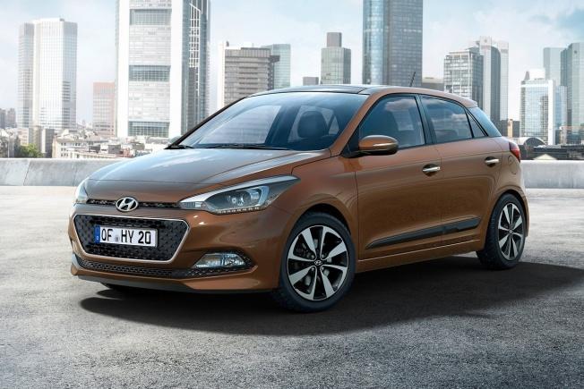 Hyundai i20 5P