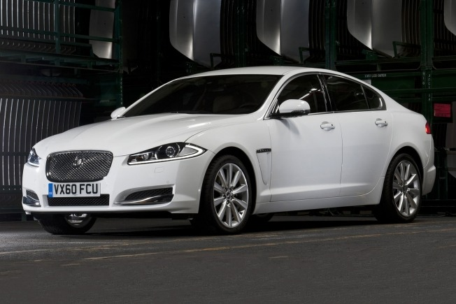 Jaguar XF Berlina